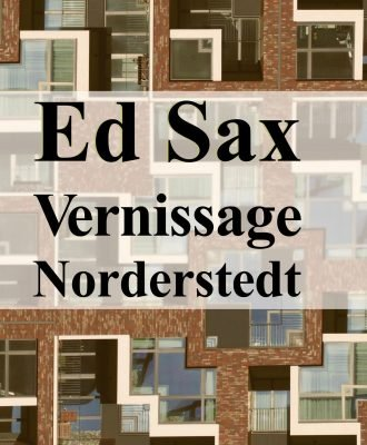 Ed Sax Vernissage